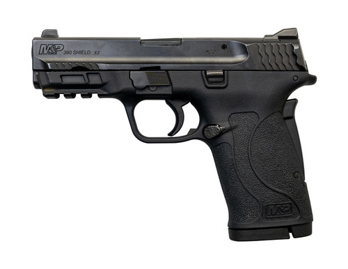 "Smith & Wesson M&P Shield EZ Used .380 ACP, 3.6"" Barrel NTS, Black, 8rd"
