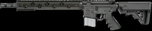 """Rock RIver LAR-15 Fred Eichler Series Light Predator 2L 5.56/223 16"""" LW Fluted Barrel Black Finish 20 Rd Mag"""