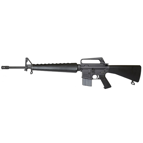 """Colt's Manufacturing, XM16E1, Semi-automatic, AR, 223Rem/556NATO, 20"""" Barrel, Black, Polymer Grip and Stock, 20Rd"""
