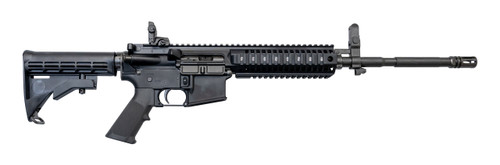 """Colt's Manufacturing, Monolithic Carbine, Semi-automatic, AR, 223REM/556NATO, 16.1"""" Barrel, Black Anodized Finish, Polymer Grip and Collapsible Stock, 30Rd, 1 Magazine"""