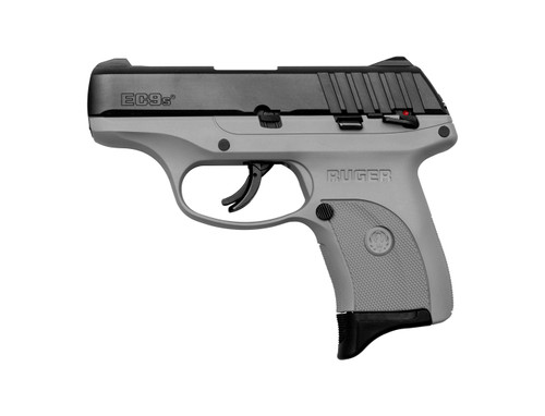 """Ruger EC9s Used 9mm, 3.1"""" Barrel, Manual Thumb Safety, Fixed Sights, Grey, 7rd"""