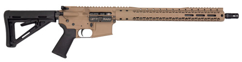 "Black Rain Spec Plus 5.56/.223, 16"" Barrel, MFT Minimalist Stock, FDE, 30rd"