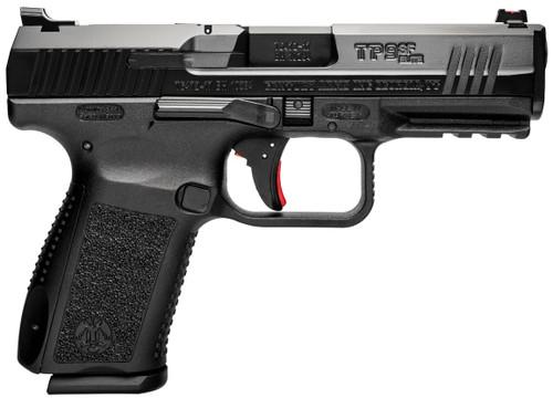 """Canik TP9SF Elite 9mm, 4"""" MG Barrel, Warren Tactical Sights, Black, 10rd"""