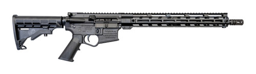 "2nd Amendment 2A-15 AR-15 5.56/.223, 16"" Barrel, M-LOK, Black, 30rd"