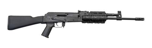 """M+M M-10 AK-47 Used 7.62x39mm, 16.25"""" Barrel, Magpul AK+ Grip, UTG Quad Rail, Black, 30rd"""