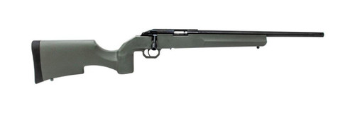 "Howa M1100 .22 WMR, 18"" #4 Contour Barrel, HTI Stock, OD Green, 10rd"