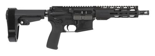 "Radical Firearms Forged 5.56/.223, 7.5"" Barrel, RPR M-LOK Handguard, SBA3, Black, 30rd"