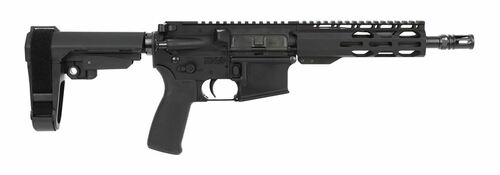 "Radical Firearms Forged .300 Blackout, 8.5"" Barrel, RPR M-LOK Handguard, SBA3, Black, 30rd"