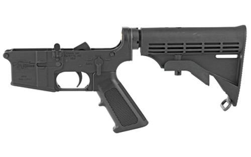 CMMG Resolute 100 Complete Lower 5.56/.223, Black