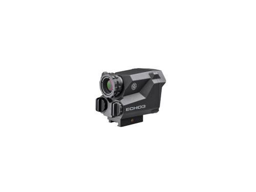 Sig ECHO3, Thermal Reflex Sight, 2-12X40, 1913 Picatinny QD Mount, LEVELPLEX Anti-Cant System, BDX WiFi/Bluetooth Enabled, Black Color