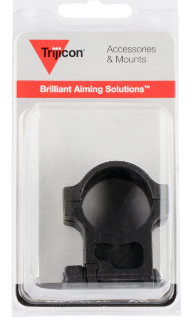 Trijicon AccuPoint Scope Rings Picatinny 30mm Extra High Black Parkerized