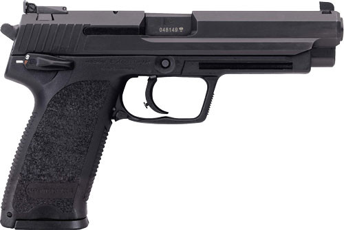 HK USP9 Expert, 9mm, (V1) Da/Sa, Ambi Safety/Decocking Lever , Two 15Rd Magazines