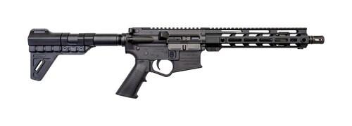 "2nd Amendment 2A-15 AR-15 Pistol .300 Blackout, 10.5"" Barrel, Blade Brace, M-LOK, Black, 30rd Mag"