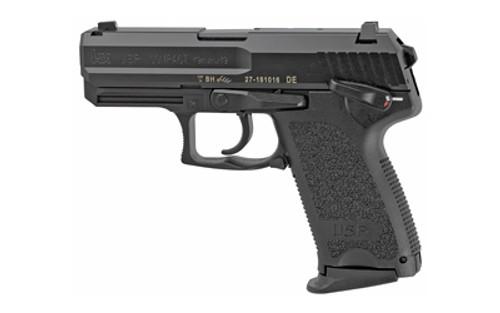"HK USP Compact V1 DA/SA 9mm, 3.58"" Barrel, Black, 3-dot Sights, Decocker, 2x10rd MagsHK USP Compact V1 DA/SA 9mm, 3.58"" Barrel, Black, 3-dot Sights, Decocker, 2x10rd Mags"