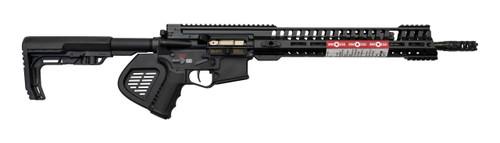 "POF USA P415 Edge *CA* 5.56/.223, 16.5"" Barrel, MFT Stock, M-LOK, Black, 10rd"