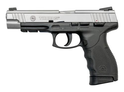 """Taurus PT24/7 OSS 9mm, 5.25"""" Barrel, SA/DA, Decocker, Stainless Slide, 17rd"""