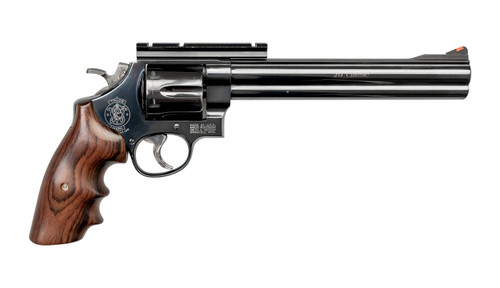 "Smith & Wesson 29 Classic .44 Magnum, 8 3/8"" Barrel, Round Butt Grip, Blued, 6rd"