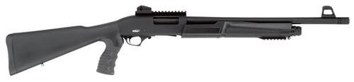 "TriStar Cobra III Force 12 Ga, 18.5"" Barrel, 3"" Chamber, FO Front/Ghost Rear, Black, 5rd"