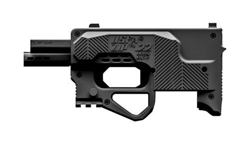 USFA ZiP .22 LR, Black, 10rd Magazine