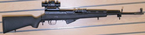 Century Arms SKS Used 7.62x39mm, Matching Serial Numbers, Simmons Optic, Black Polymer Stock, 5rd