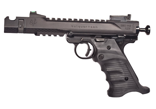 "Volquartsen Black Mamba-TF .22 LR, 4.5"" Barrel, FO Front & Rear, Black, 10rd"