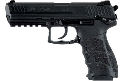 "HK P30L V3 DA/SA 9mm, 4.45"" Barrel, Night Sights, TS/Decocker, Black, 17rd"