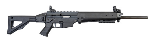 Sig 522 Classic Used .22 LR, Sig Folding & Telescoping Stock, Flip-Up Sights, Black, 3x 25rd