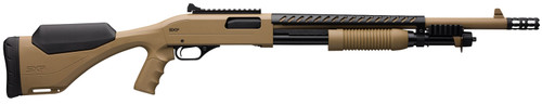 "Winchester SXP Extreme Defender 12 Ga, 18"" Barrel, 3"", Flat Dark Earth, 5rd"