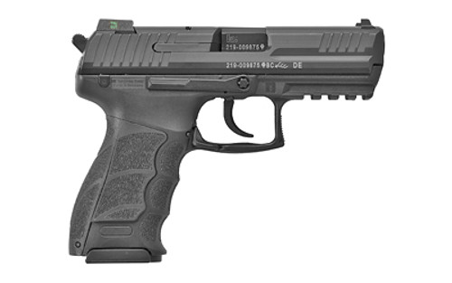 "HK P30 DA/SA 9mm, 3.85"" Barrel, Night Sights, Black, 17rd"