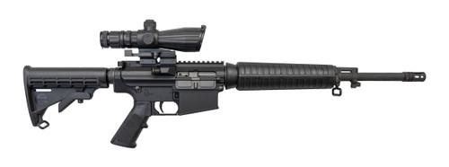 """Bushmaster XM10 Used .308 Win, 16"""" Barrel, 6-Pos Stock, Black, 20rd"""