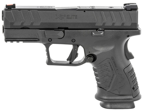 """Springfield XD-M Elite Compact OSP 9mm, 3.8"""" Barrel, FO Front, Black, 14rd"""