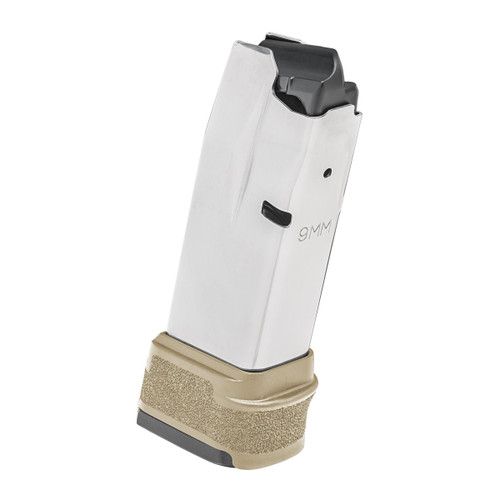 Springfield Hellcat 9mm Magazine, 15rd, Flat Dark Earth