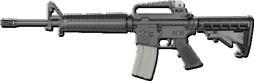 "Rock River Arms LAR-15 Mid-Length A2 AR-15 .223/5.56 16"" Barrel"