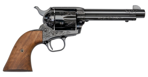 """Colt SAA .45 LC, 5.5"""" Barrel, Hand Engraved, Blued, 1 of 5 Talo Exclusive"""