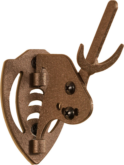 Hunters Specialties Mini Hooker Small/Mid-Size Game Robust Brown Steel