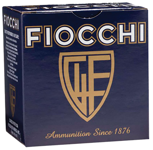 "Fiocchi Premium High Antimony Lead 28 Ga, 2.75"", 3/4oz, 8 Shot, 25rd/Box, 10 Box/Case"