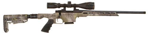 "Howa Kryptek Kratos Full DIP Rifle 6.5 Creedmoor, 24"" Barrel MAG Kit, 20 MOA Base, Bipod No Scope/Rings"