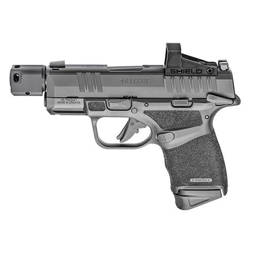 "Springfield Hellcat RDP Semi-automatic, Striker Fired, Micro Compact, 9mm, 3.8"" 1-13Rd"