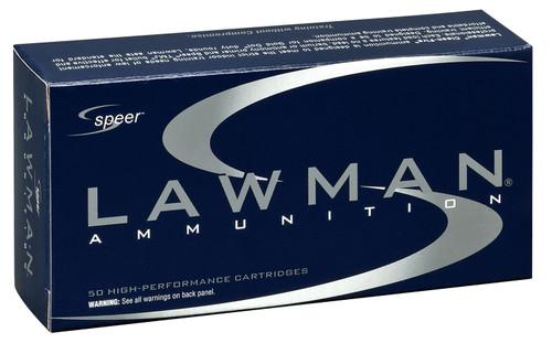 Speer Ammo Lawman Clean Fire .45 ACP, 230gr, TMC, 50rd
