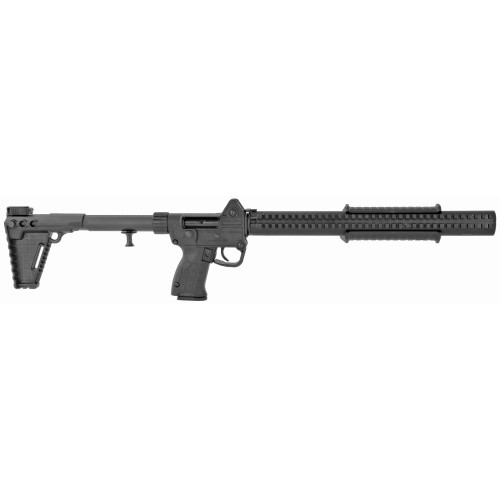 """Kel-Tec SUB CQB *Integrally Suppressed* 9mm, 16.25"""" Barrel, Black, 17rd"""