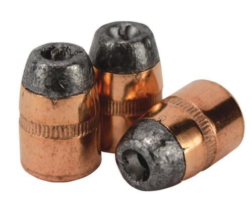 Winchester Handgun 38 Caliber .357 125gr, Notched JHP 100 Bag