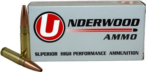 Underwood Ammo .300 Blackout, 115gr, Controlled Chaos, 20rd Box