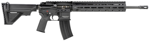"HK MR556 A1 5.56/.223, 16.5"" Medium Contour Barrel, M-LOK, Black, 30rd"