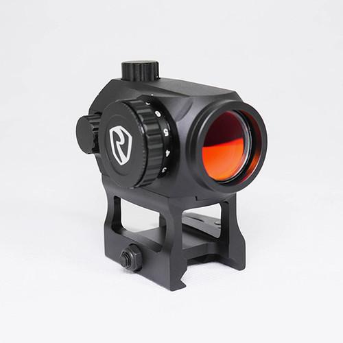 Riton Optics X1 Tactix ARD, 1x23mm, 2 MOA Red Dot, Black