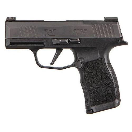 "Sig P365X 9mm, 3.1"" Barrel, X-Ray3, Black, 12rd"
