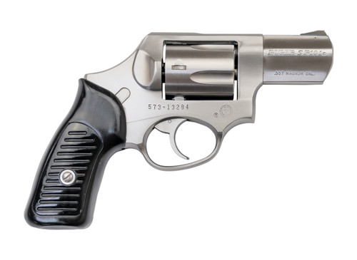 """Ruger SP101 Used .357 Mag, 2.25"""" Barrel, Fixed Sights, Rubber Grip, Satin Finish, 5rd"""