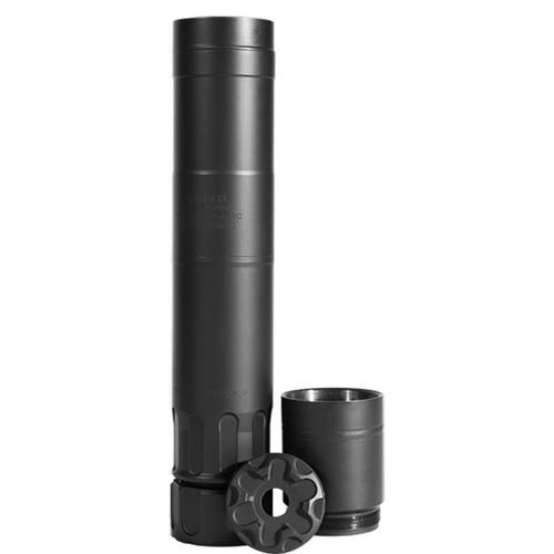 Rugged Suppressors Surge762 7.62mm Silencer Black .30 Caliber