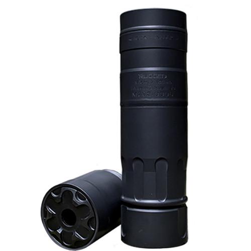 Rugged Suppressors Micro 30 7.62 Silencer Black
