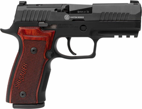 Sig Sauer P320 AXG Classic 9mm, Night Sights, Talo Exclusive, 17rd