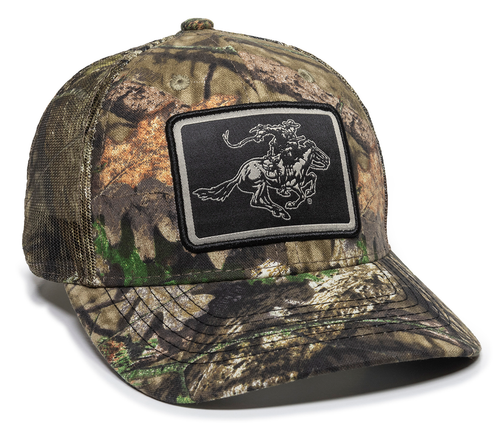 Outdoor Cap Winchester Cap Canvas Mossy Oak Break-Up Country Structured OSFA